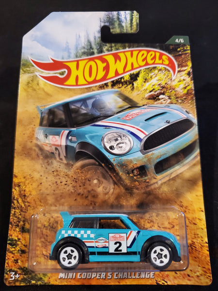 Hot Wheels - Mini Cooper S Challenge - 2019 Backroad Rally Series