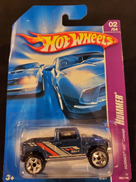 Hot Wheels - Hummer H3T Concept - 2007