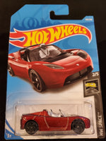 Hot Wheels - Tesla Roadster With Starman - 2019