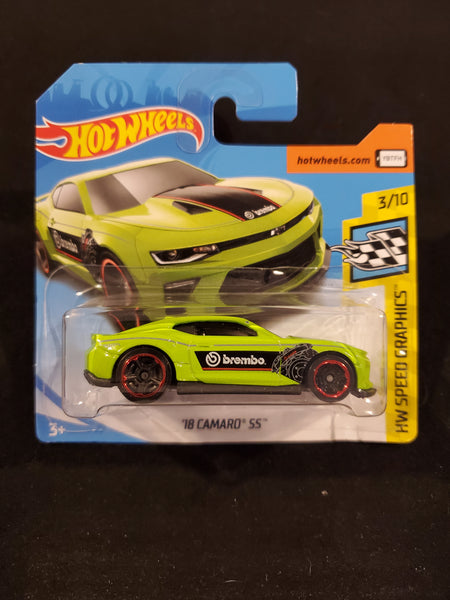 Hot Wheels - '18 Camaro SS - 2019