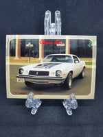 Collect-A-Card 1992 - 1974 Camaro Z-28 Coupe