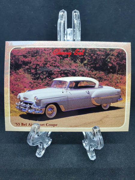 Collect-A-Card 1992 - 1953 Bel Air - Top Collectibles