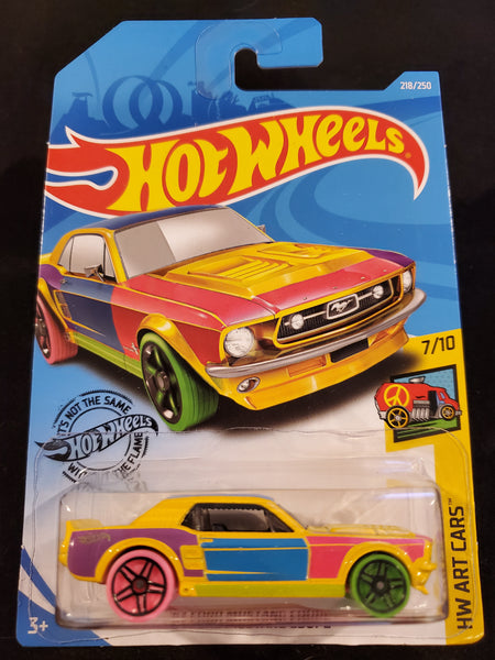 Hot Wheels - '67 Ford Mustang Coupe - 2019