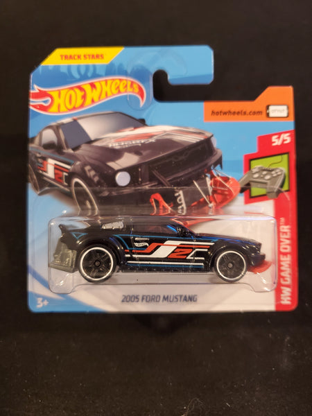 Hot Wheels - 2005 Ford Mustang - 2019
