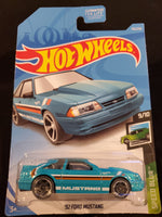 Hot Wheels - '92 Ford Mustang - 2019