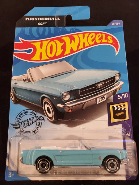 Hot Wheels - '65 Ford Mustang Convertible - 2020