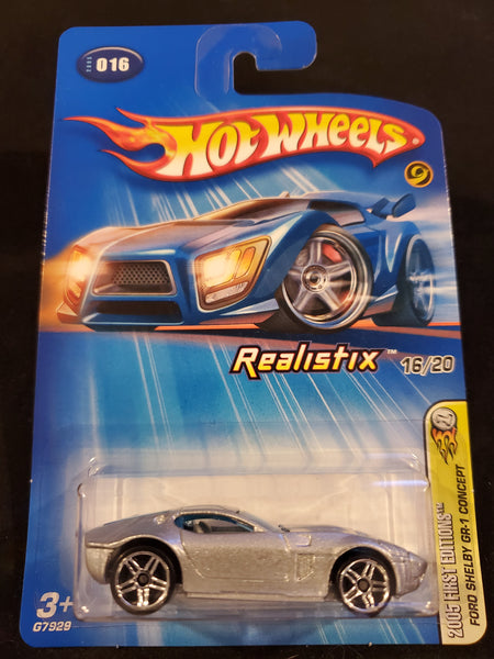 Hot Wheels - Ford Shelby GR-1 Concept - 2005