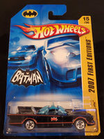 Hot Wheels - TV Batmobile - 2007