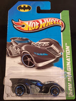 Hot Wheels - Batman: Arkham Asylum Batmobile - 2013
