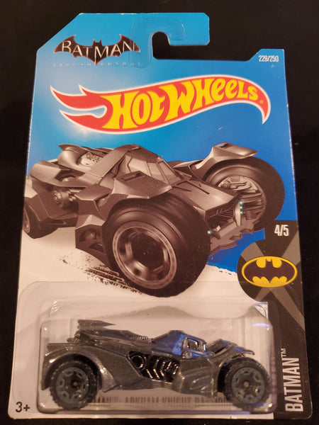 Hot Wheels - Batman: Arkham Knight Batmobile - 2016
