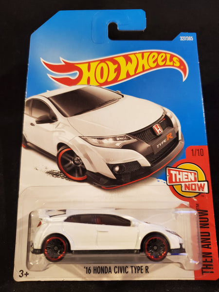 Hot Wheels - '16 Honda Civic Type R - 2017