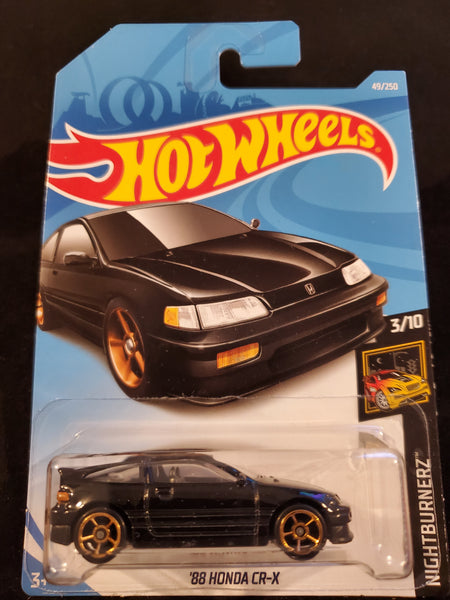 Hot Wheels - '88 Honda CR-X - 2019