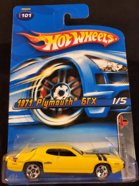 Hot Wheels - 1971 Plymouth GTX - 2005