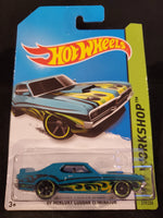 Hot Wheels - '69 Mercury Cougar Eliminator - 2014