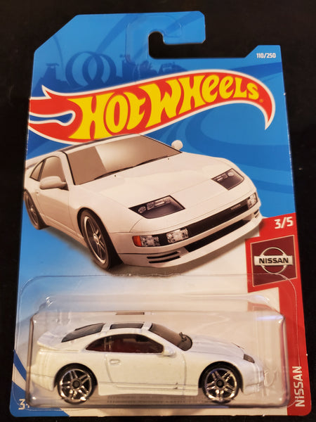 Hot Wheels - Nissan 300ZX Twin Turbo - 2019