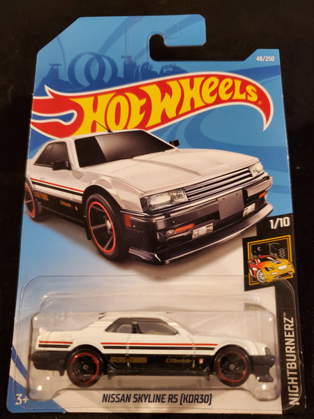Hot Wheels - Nissan Skyline RS (KDR30) - 2019