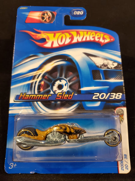 Hot Wheels - Hammer Sled - 2006