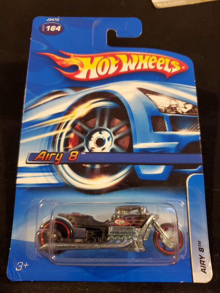Hot Wheels - Airy 8 - 2006