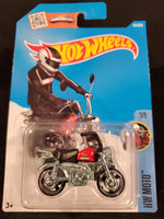Hot Wheels - Honda Monkey Z50 - 2016