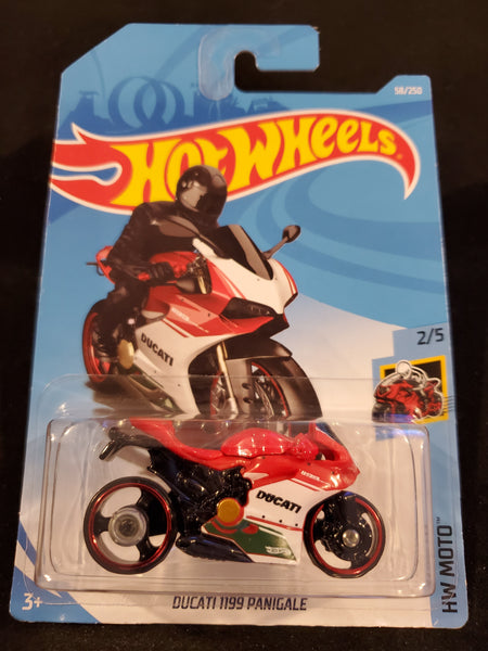 Hot Wheels - Ducati 1199 Panigale - 2019