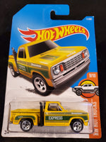 Hot Wheels - 1978 Dodge Lil' Red Express Truck - 2017