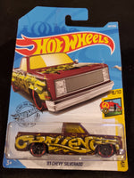Hot Wheels - '83 Chevy Silverado - 2019