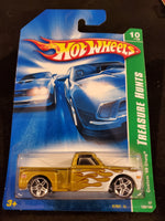 Hot Wheels - Custom '69 Chevy Pickup - 2007 *Treasure Hunt*