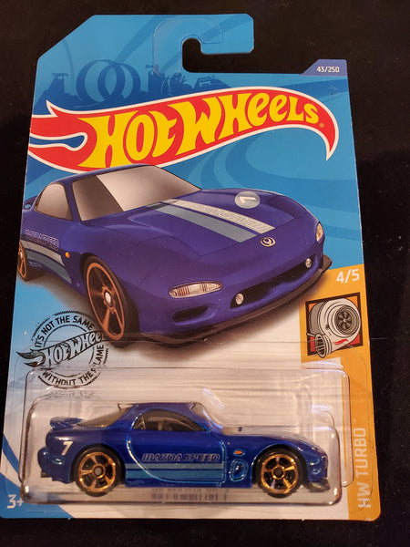 Hot Wheels - '95 Mazda RX-7 - 2020