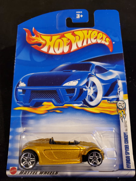 Hot Wheels - Hyundai Spyder Concept - 2002