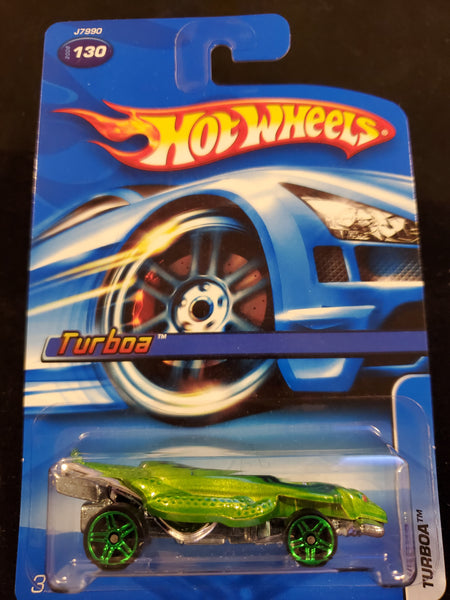 Hot Wheels - Turboa - 2006