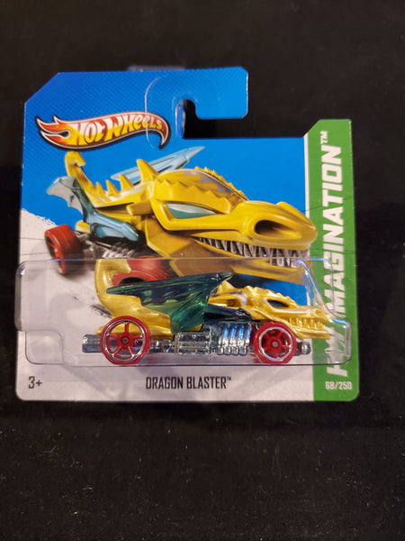 Hot Wheels - Dragon Blaster - 2013