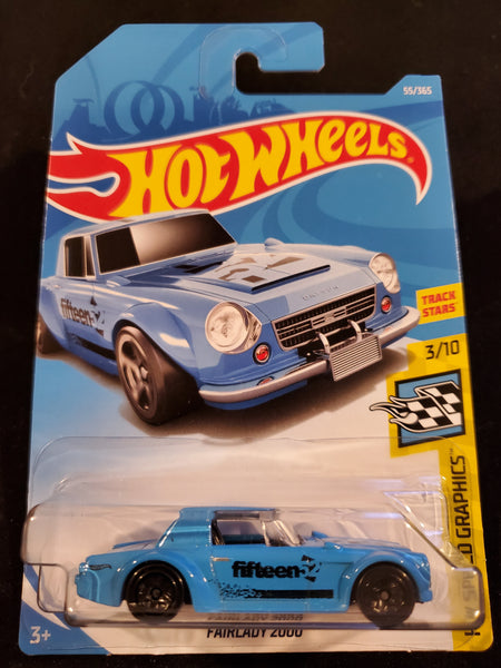 Hot Wheels - Fairlady 2000 - 2018