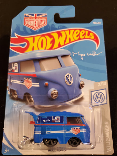 Hot Wheels - Volkswagen Kool Kombi - 2019