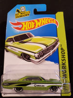 Hot Wheels - Custom '64 Ford Galaxie 500 - 2014
