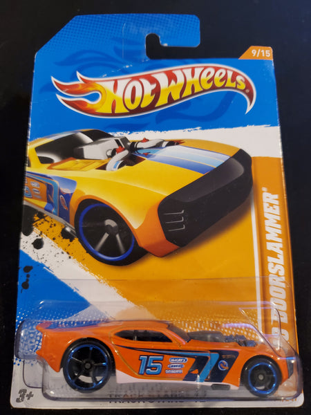 Hot Wheels - Nitro Doorslammer - 2012