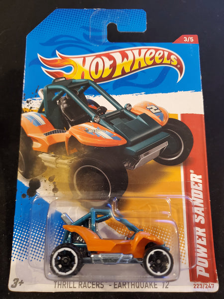 Hot Wheels - Power Sander - 2012