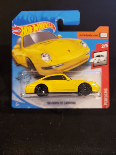 Hot Wheels - '96 Porsche Carrera - 2020