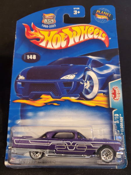 Hot Wheels - 1957 Cadillac Eldorado - 2003