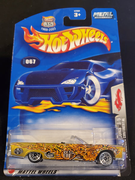 Hot Wheels - '64 Lincoln Continental - 2003