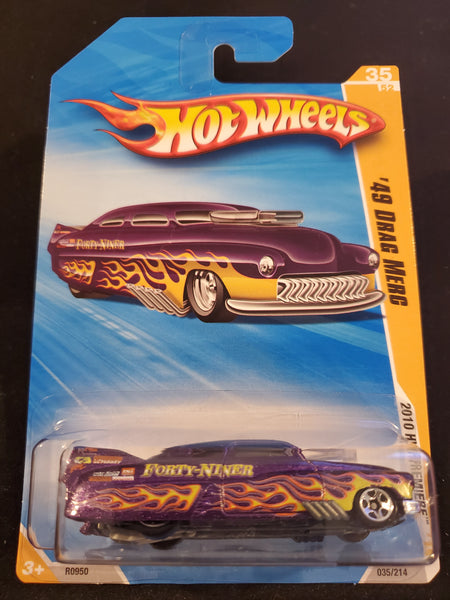 Hot Wheels - '49 Drag Merc - 2010