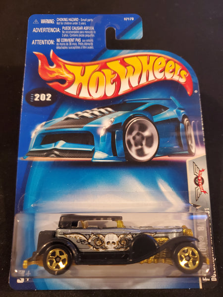 Hot Wheels - Duesenberg Model J 1931 - 2003