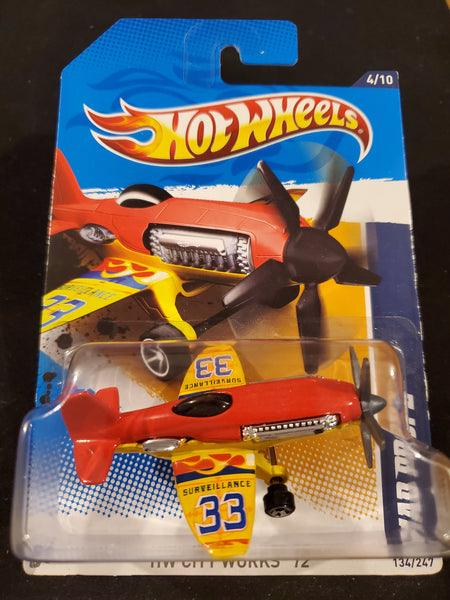 Hot Wheels - Mad Propz - 2012