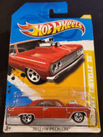 Hot Wheels - '64 Chevy Chevelle SS - 2012