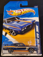 Hot Wheels - '70 Pontiac GTO Judge - 2012
