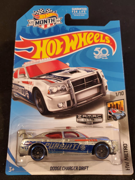 Hot Wheels - Dodge Charger Drift - 2018 *Zamac*