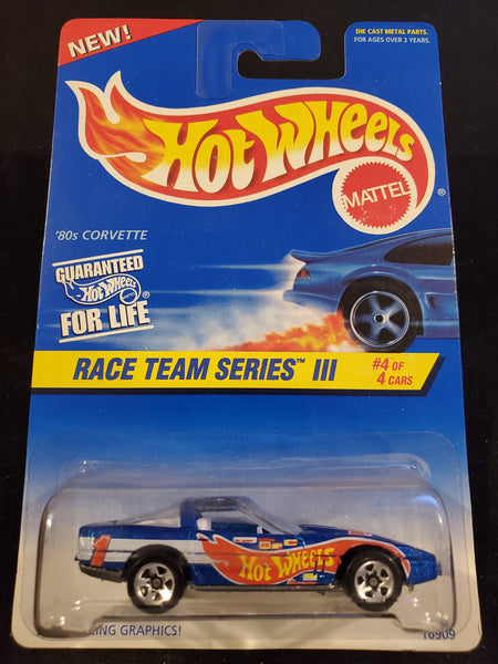 Hot Wheels - '80s Corvette - 1997