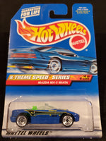 Hot Wheels - Mazda MX-5 Miata - 1999
