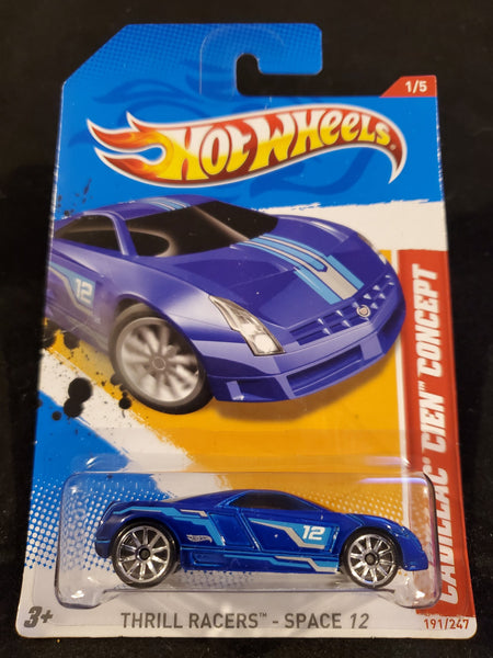 Hot Wheels - Cadillac Cien Concept - 2012