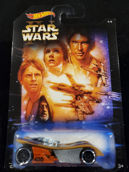 Hot Wheels - Motoblade - 2014 Star Wars Series