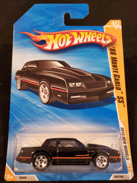 Hot Wheels - '86 Monte Carlo SS - 2010